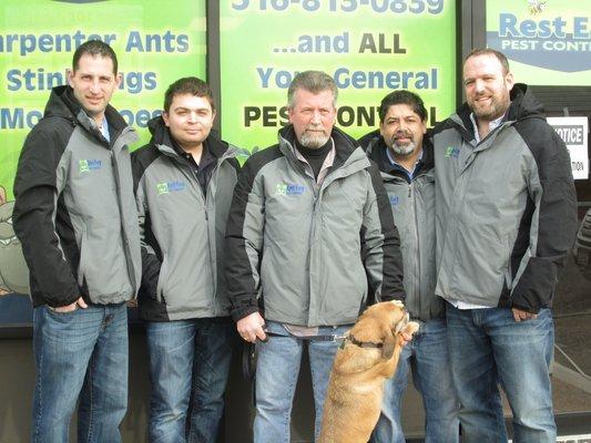 nassau county pest control team pic